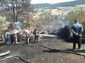 Köyümüzde Yangın Çıktı